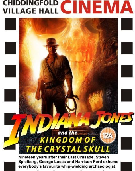 >Indiana Jones and the Kingdom of the Crystal Skull  -  Poster  as below ++