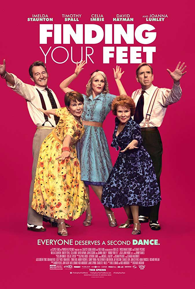 Film Poster for   Finding Your Feet