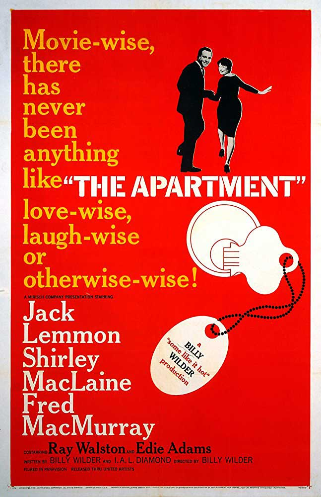 Film Poster for   The Apartment
