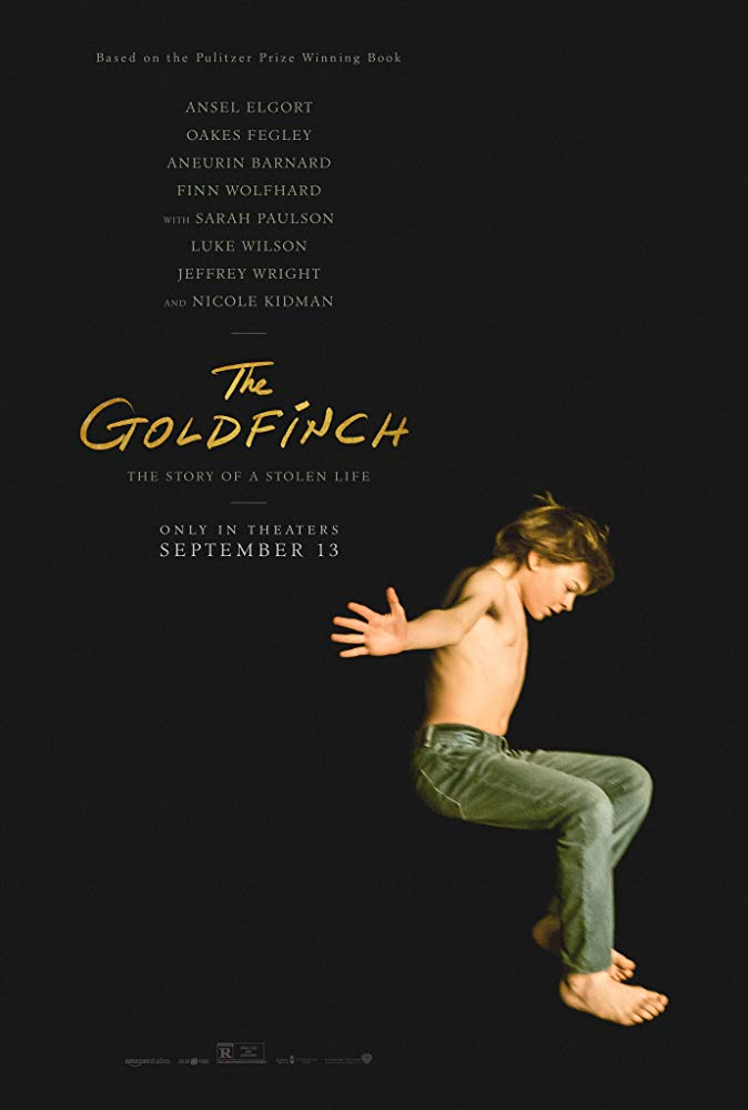 Poster for The Goldfinch