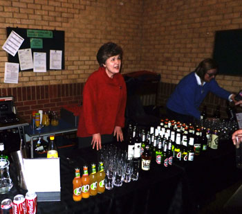 Village Hall Bar