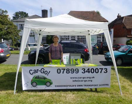 Parish Council Go Car scheme